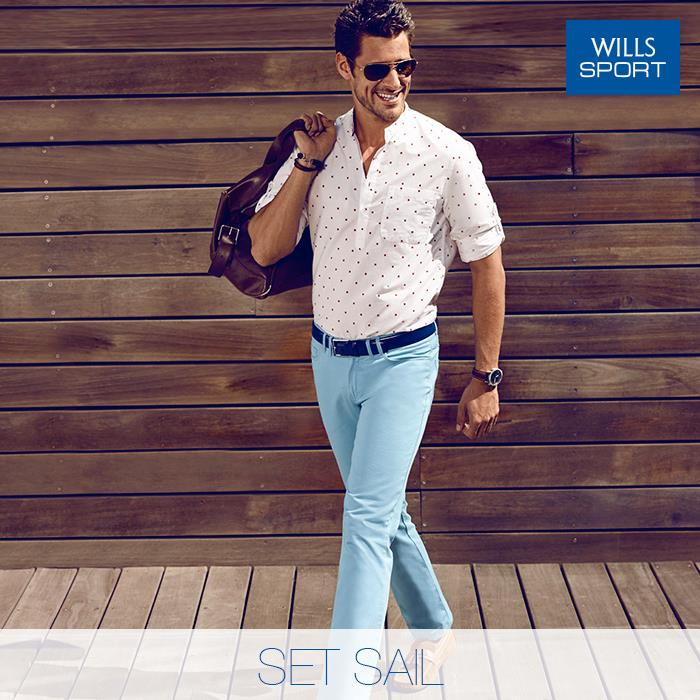 WILLS LIFESTYLE SS 2014