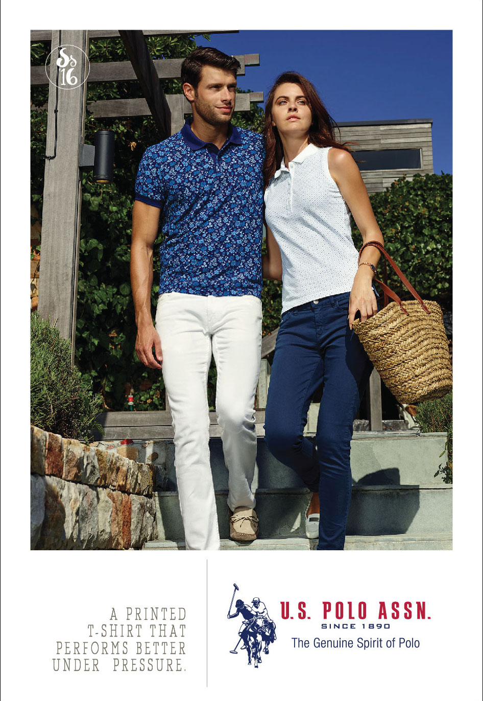 US POLO ASSN SPRING SUMMER 2016