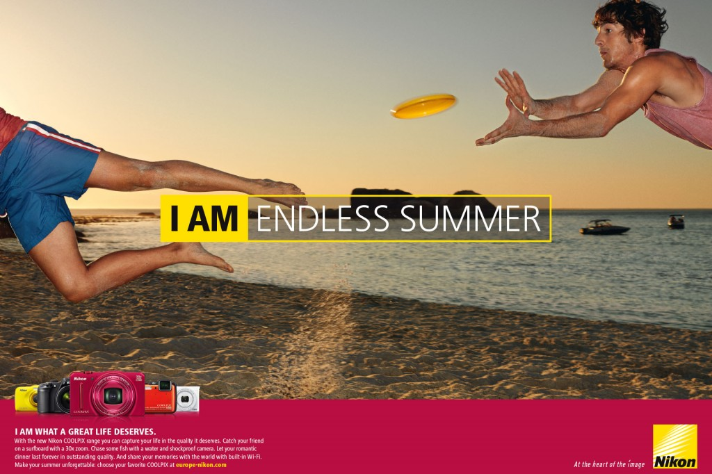 Nikon | I AM ENDLESS SUMMER