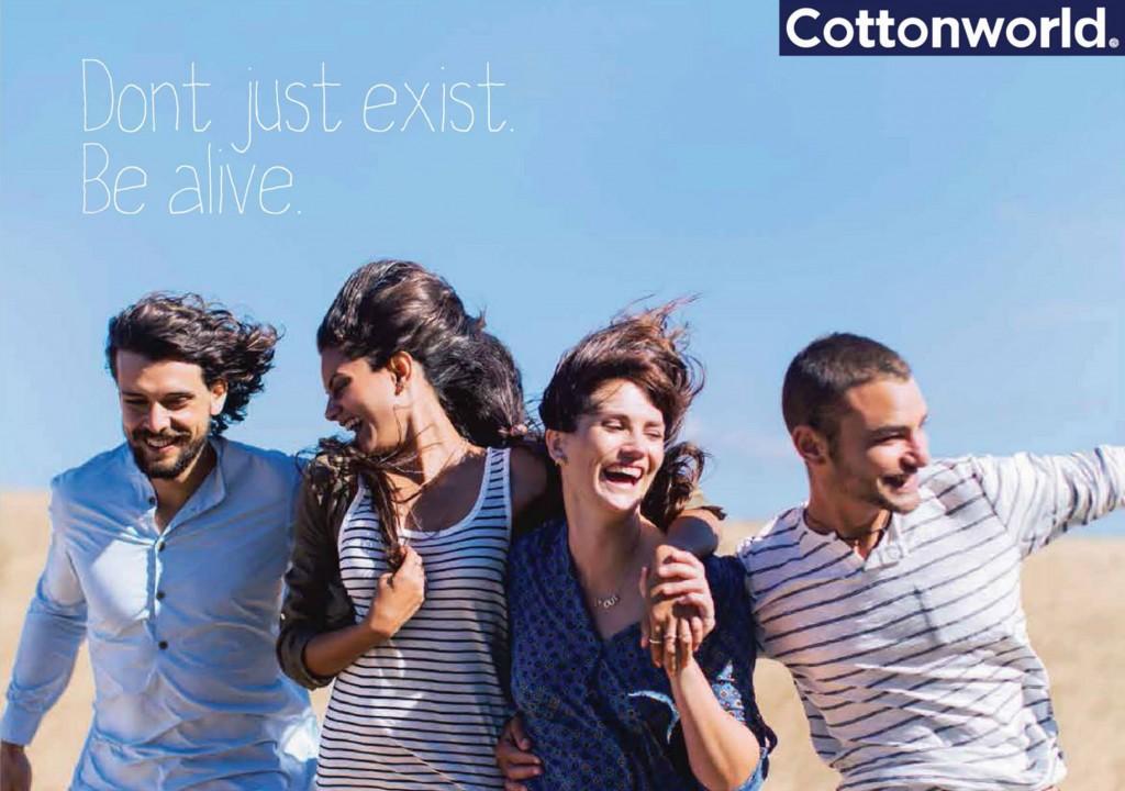 Cottonworld ss2014