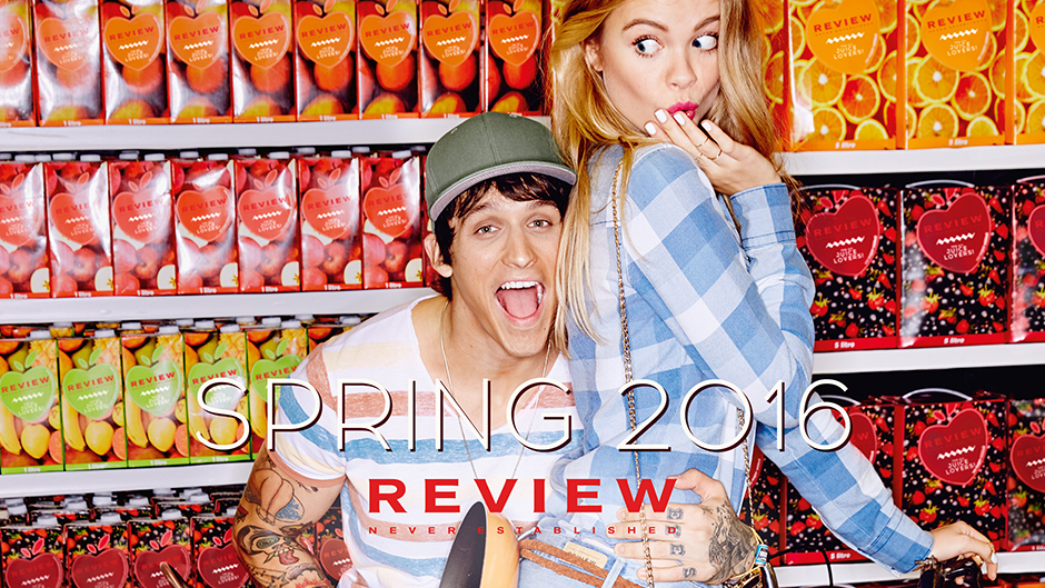Review Spring 2016